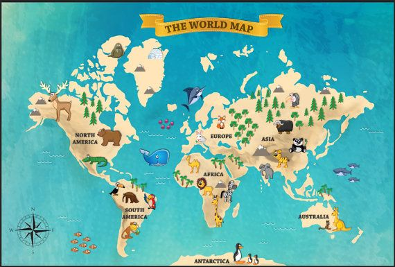 Sustainability - new osrs world map in game