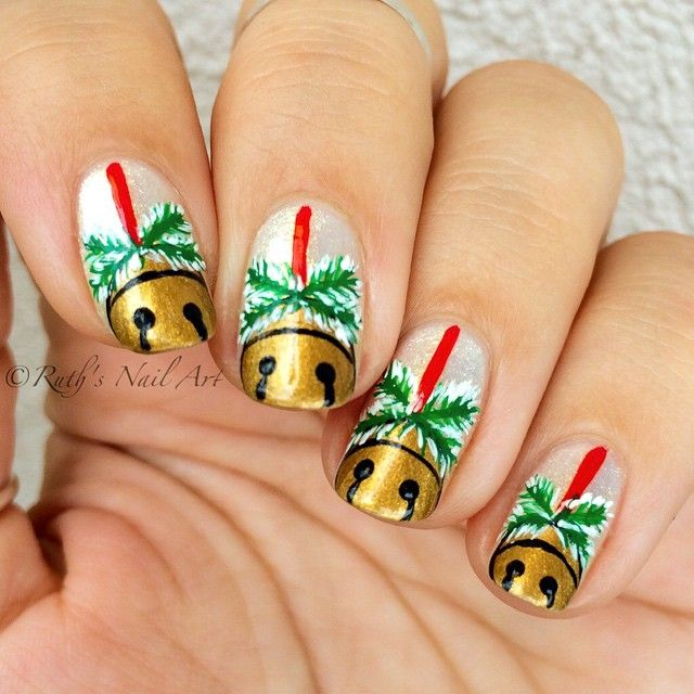 Instagram post by ruth ruthsnailart jingle bells winter instagram post by ruth ruthsnailart jingle bellsleveon bellchristmas nailsholiday prinsesfo Image collections