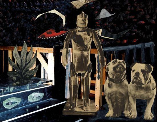 La localidad alemana de Rüsselsheim, próxima a Fráncfort, inaugura hoy una exposición que muestra la influencia del pintor español Francisco de Goya en la obra de siete artistas contemporáneos. Jake y Dinos Chapman (1966 y 1962 respectivamente), Marcel Dzama (1974), Michael Pfrommer (1972), Cornelia Renz...