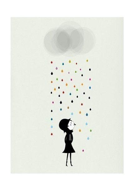 Under the Rain / Blanca Gómez