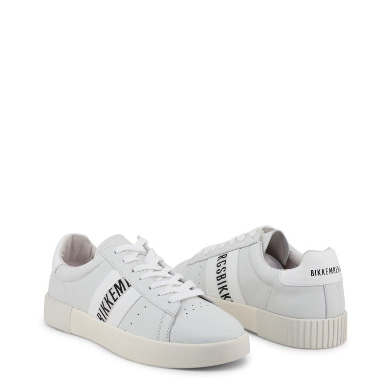 Bikkembergs Cosmos 2434 White Men White Sneakers | Sneakers
