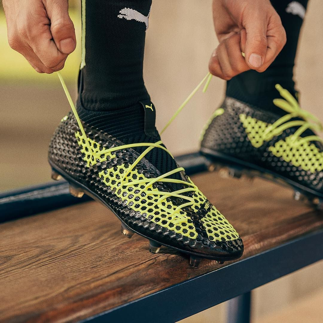 The FUTURE is here. pumafootball introduces the new