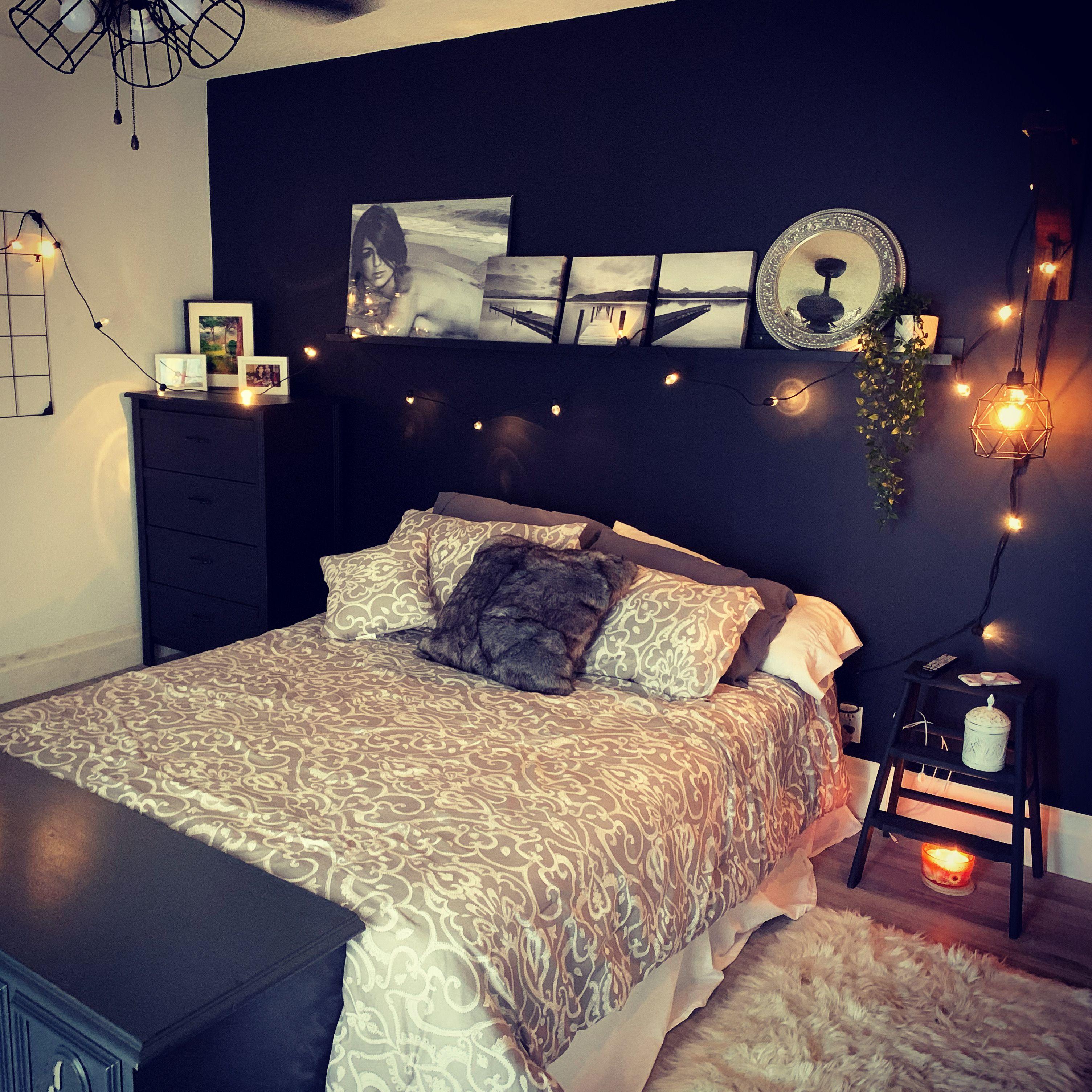48+ Decoraciones de cuartos negros inspirations
