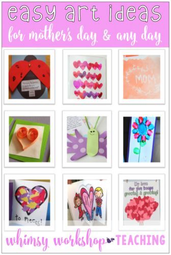 25 Classroom Tested Mother S Day Ideas Mother S Day Diy