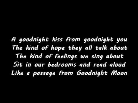Go Radio Goodnight Moon Soundtrack Of My Life Lyrics Music Songs