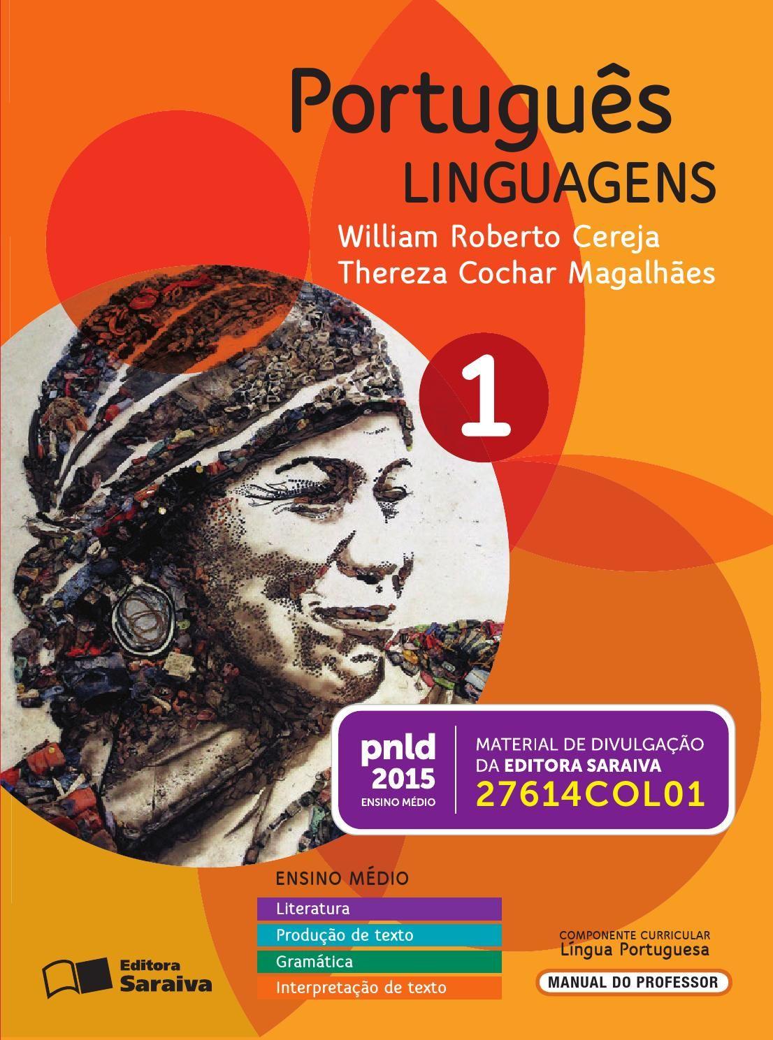 Amostra Português: linguagens - PNLD 2015   Linguagem