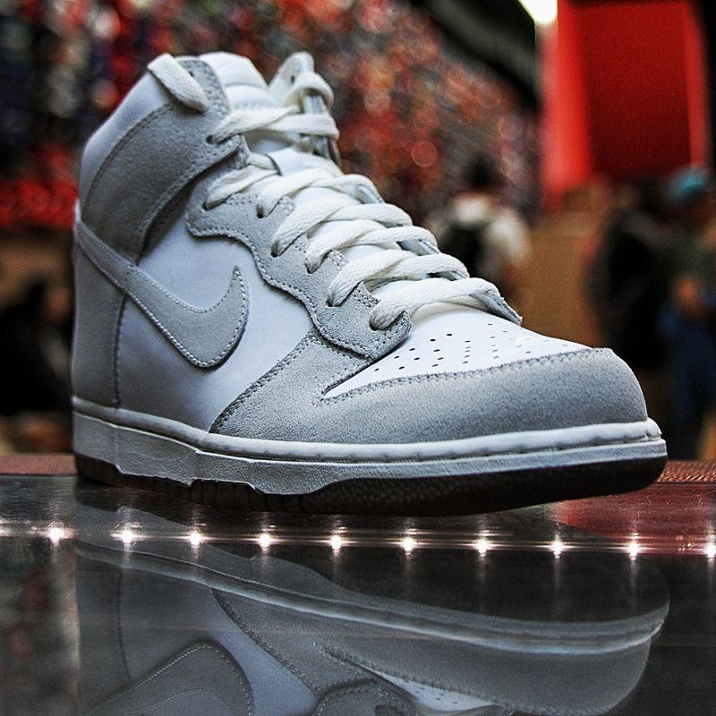 info for 39186 46252 Nike Dunk High 08 NRG (APC)