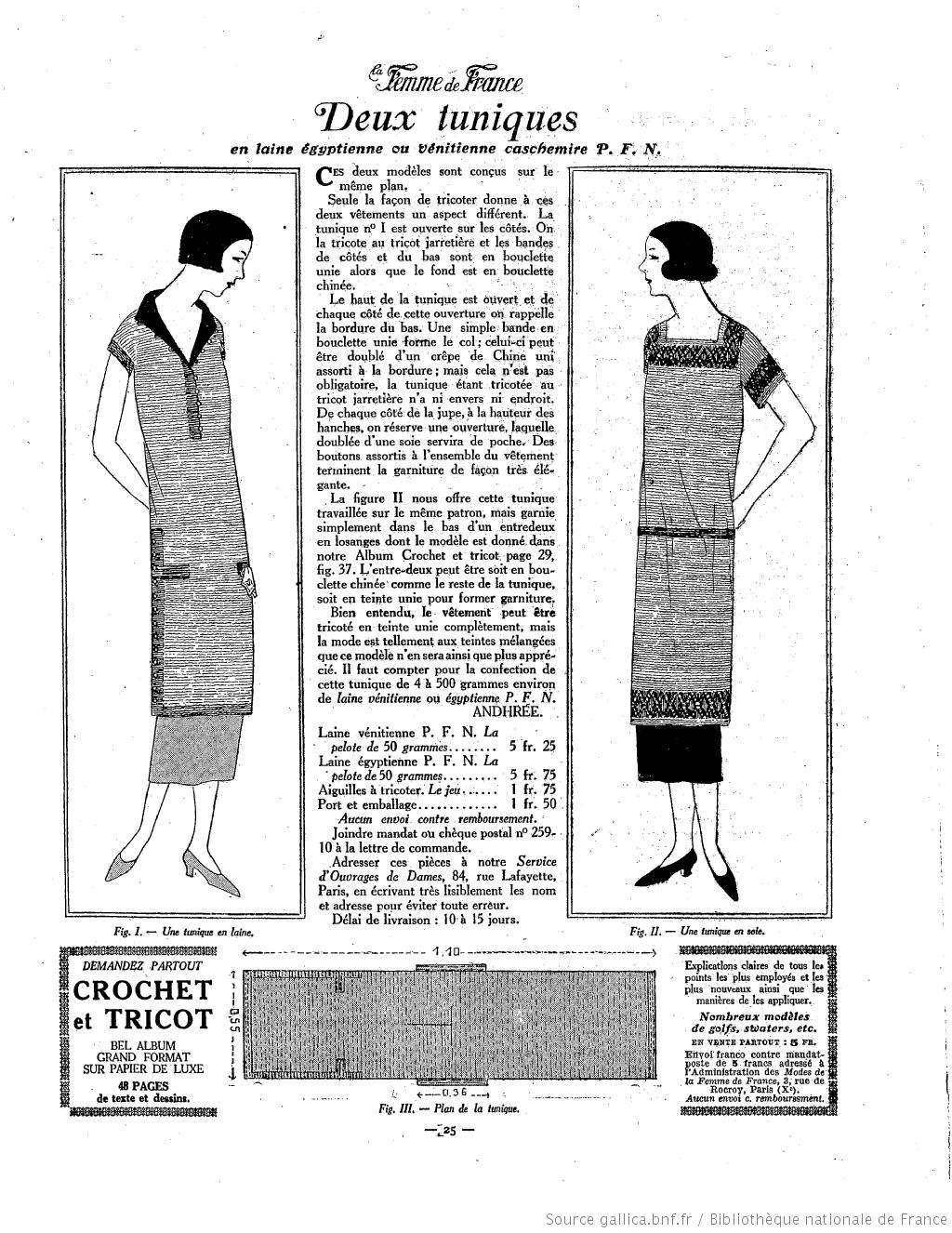 La Femme de France 1925 | ♥ Design de mode ♥ | Pinterest ...