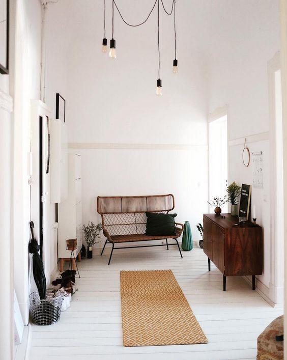 my scandinavian home Josi\u0027s Relaxed Home decor Pinterest