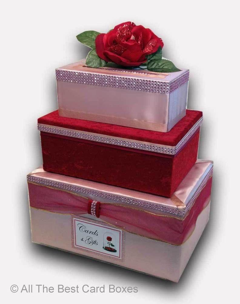 182 best eBay wedding items images on Pinterest | Wedding card boxes ...