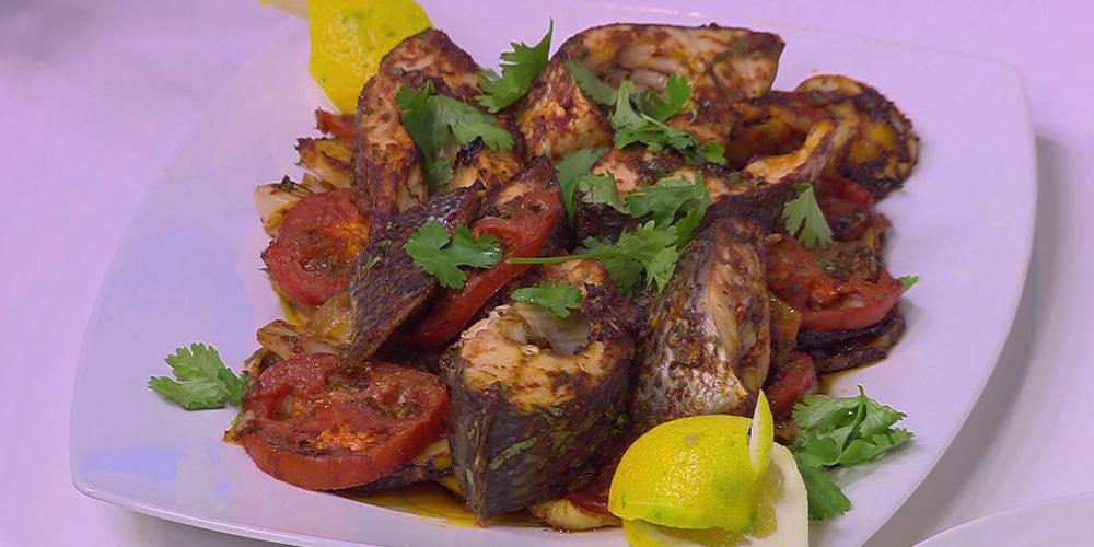 صينية بلطي جزل Seafood Food Recipes