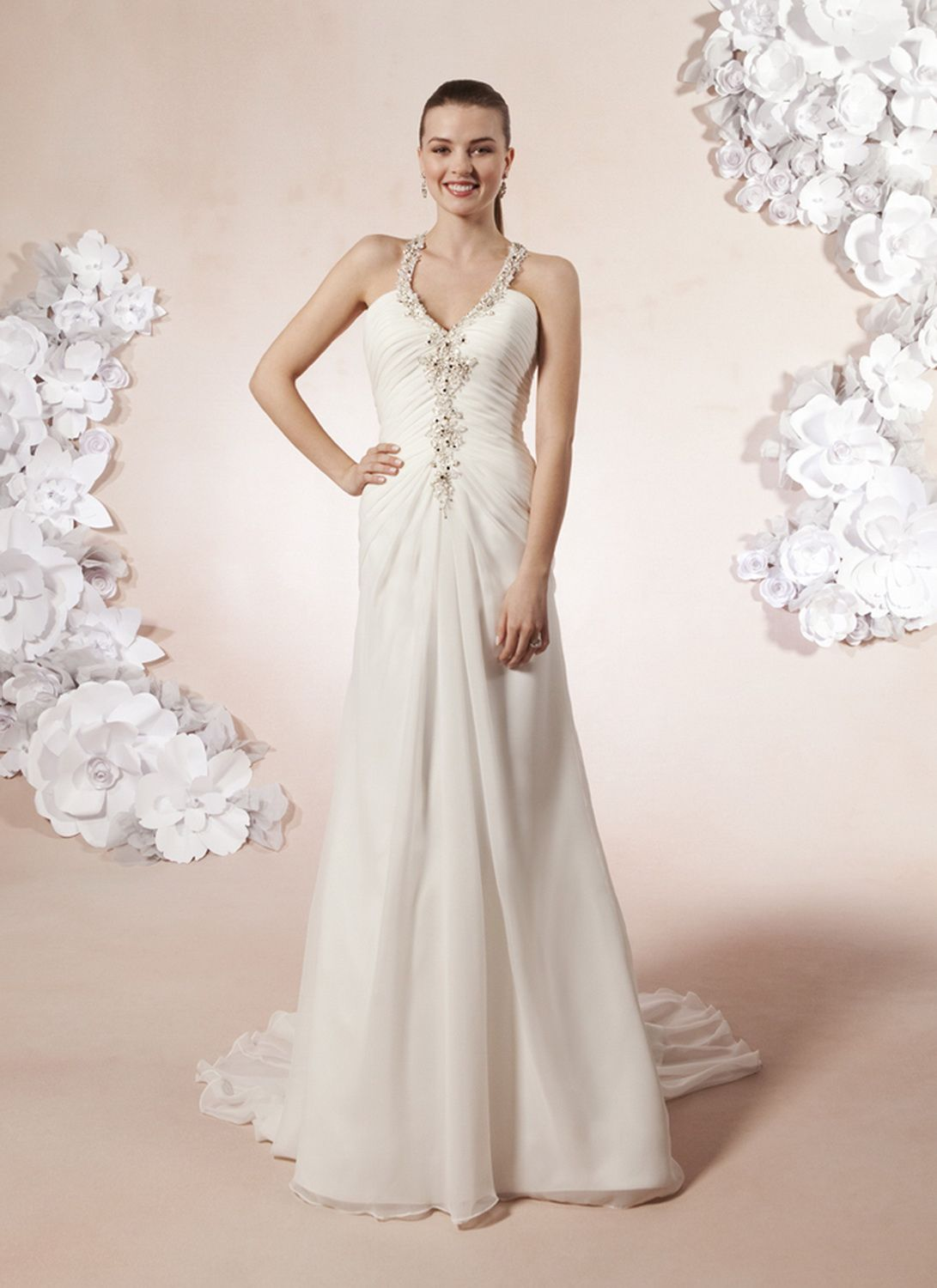 Sweetheart bridal gown sweetheart from laboutiquedesbride