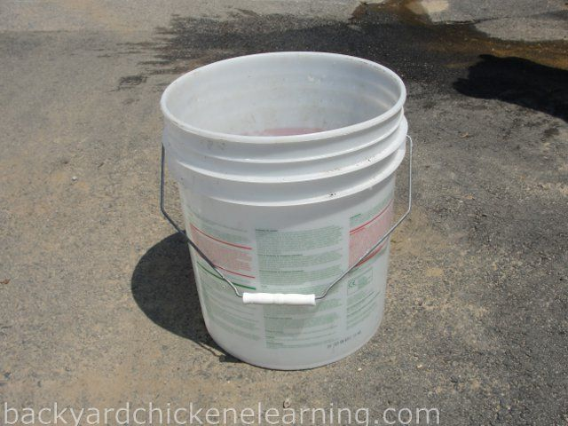 5 gal bucket for chipmunk and mouse trap garden maintenance 5 gal bucket for chipmunk and mouse trap ccuart Image collections