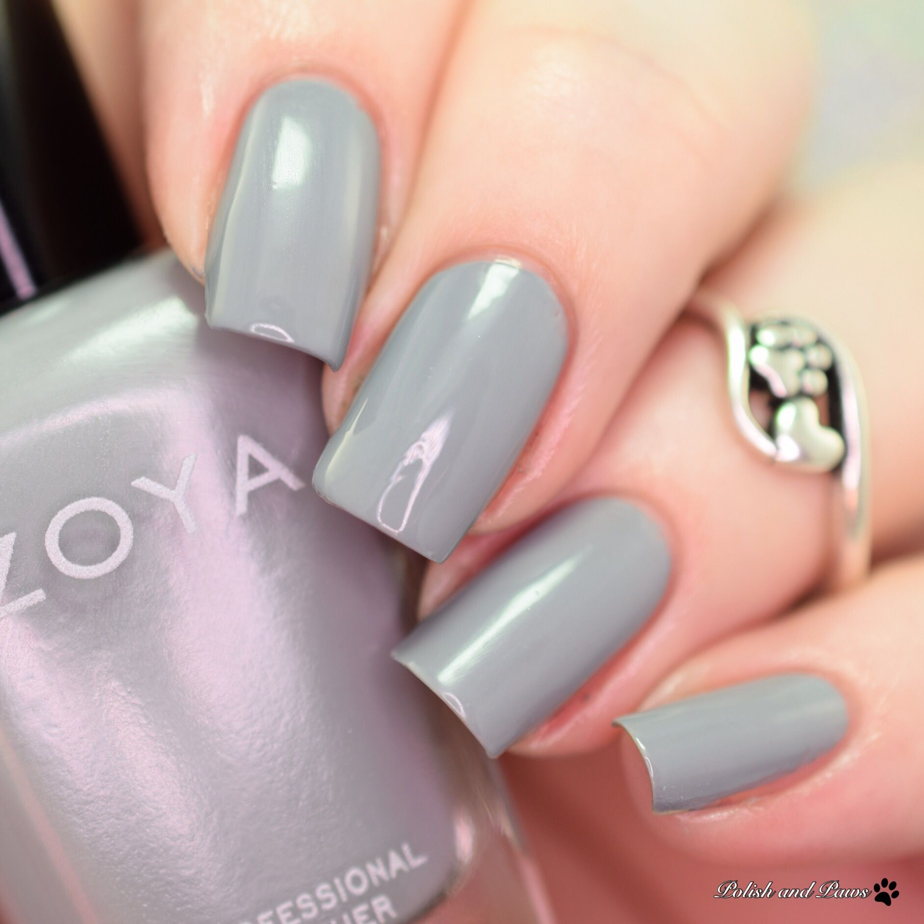 Zoya Urban Grunge One Coat Cremes ~ Fall 2016 | Swatch, Unique nail ...