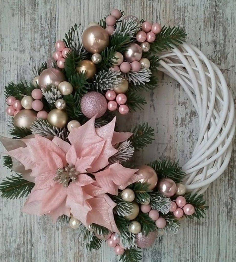 Photo of Check out how to make this easy Christmas wreath | Time to deck the halls and ad …