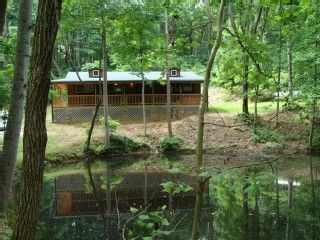Hickory Grove Lakeview Cabin On 8 Acres With Private Fishing Pond