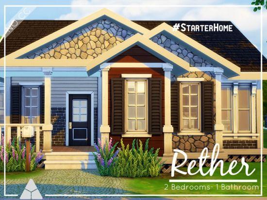 ProbNutt s Rether Starter Home