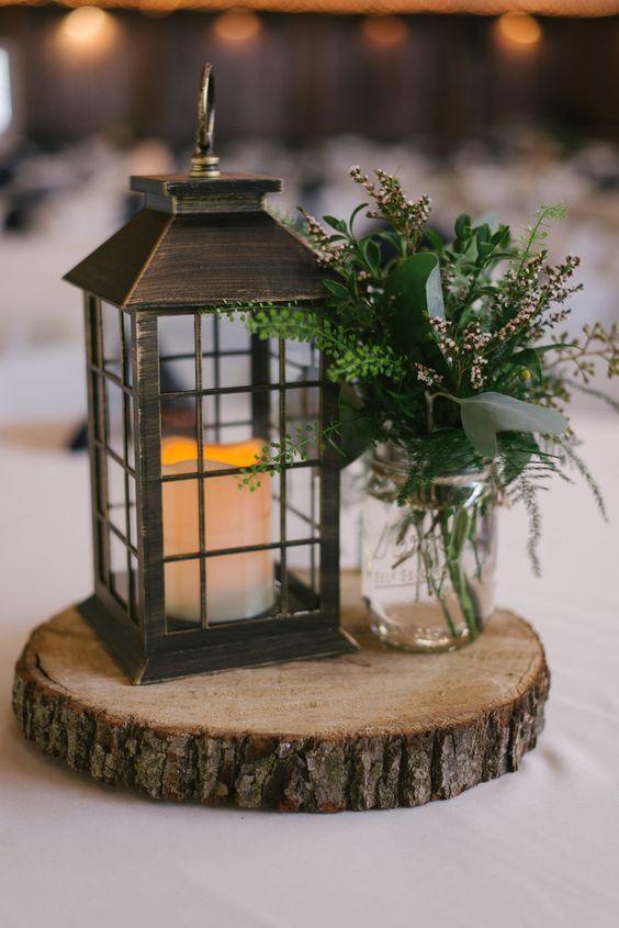 25 Elegant Greenery Wedding Table Decorations