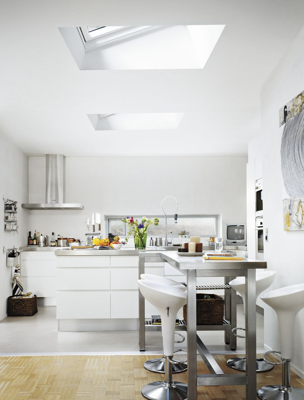 Flat Roof Kitchens : Pin by wendy drummond on loft conversion ideas in