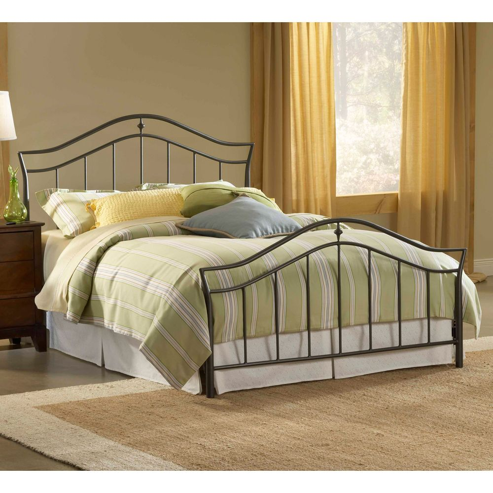 Imperial Iron Bed by Hilldale Furniture | Wrought Iron Metal Bed ...