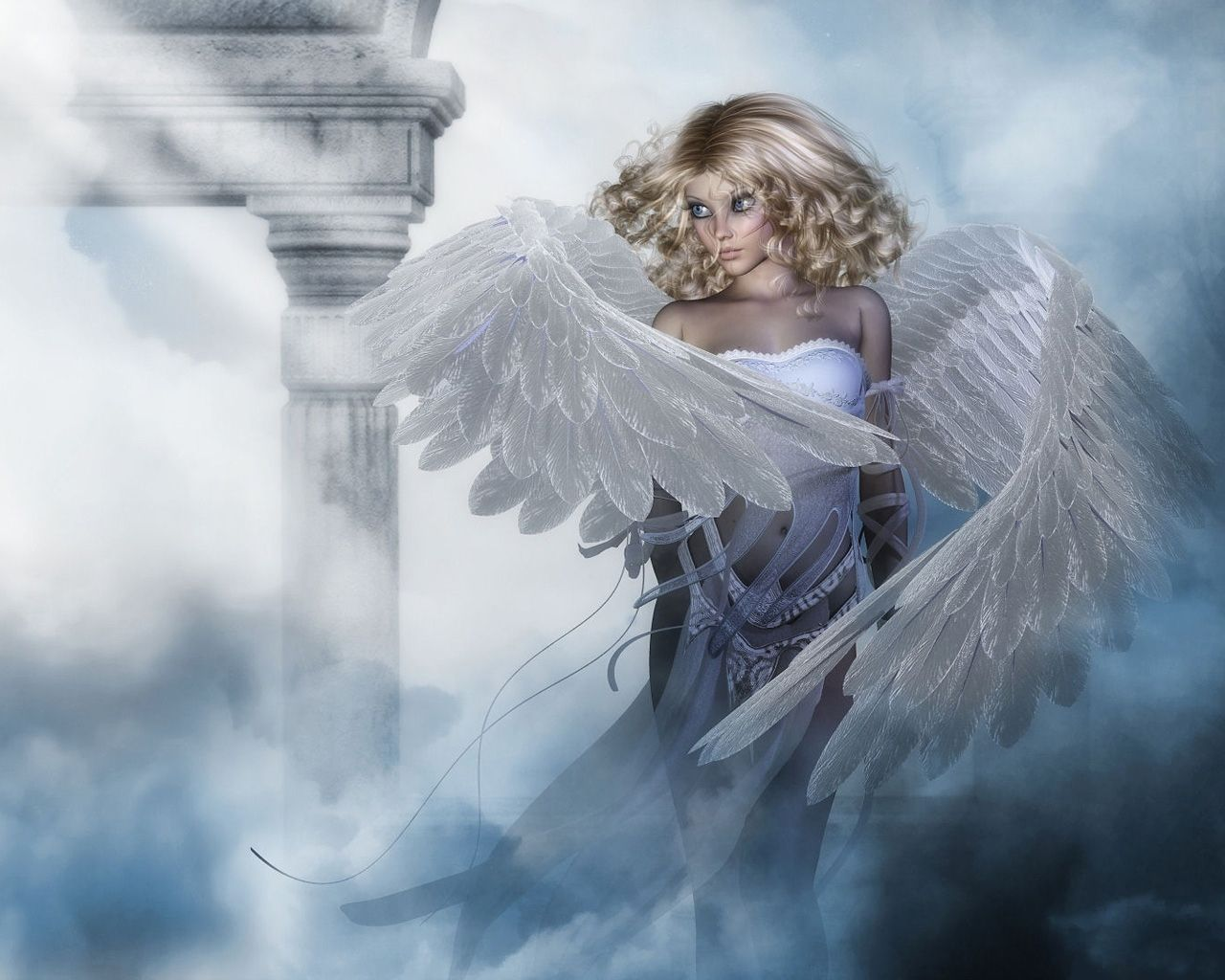 Beautiful Angels Wallpapers Angel In H
