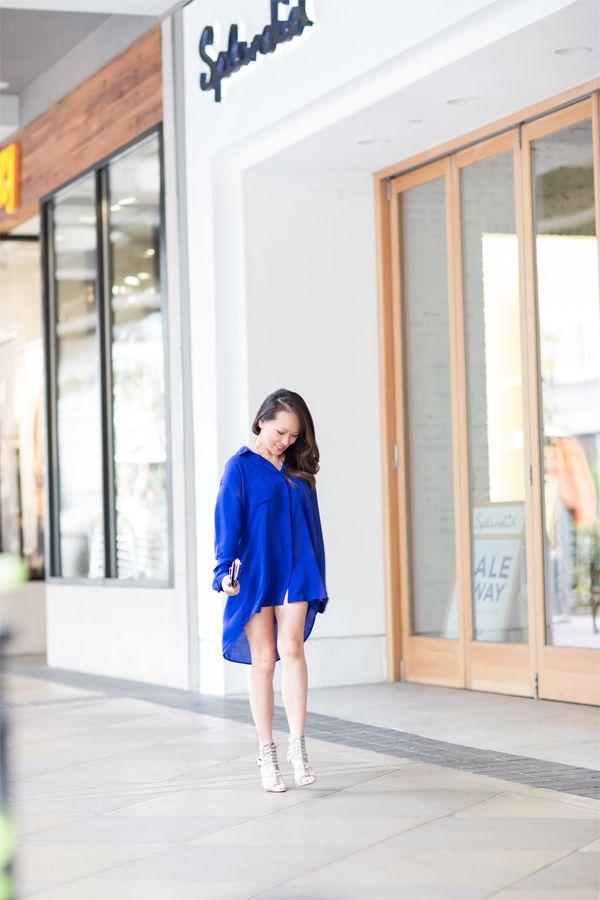 Party Attire from Santana Row | Bay Area Fashionista