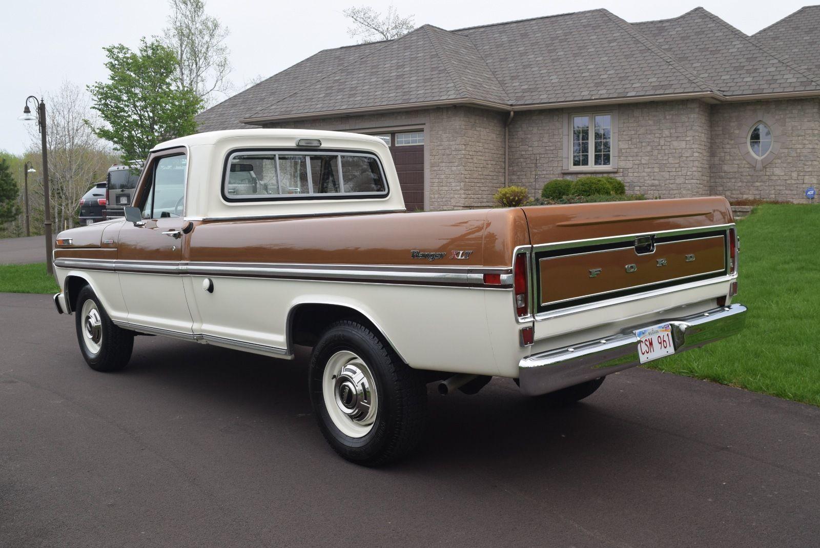 1972 ford ranger xlt f250 camper special ford ford trucks trucks ford ranger. Black Bedroom Furniture Sets. Home Design Ideas