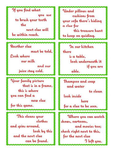 Elf Outfitters Printables Christmas Scavenger Hunt Treasure Hunt Clues Scavenger Hunt Clues