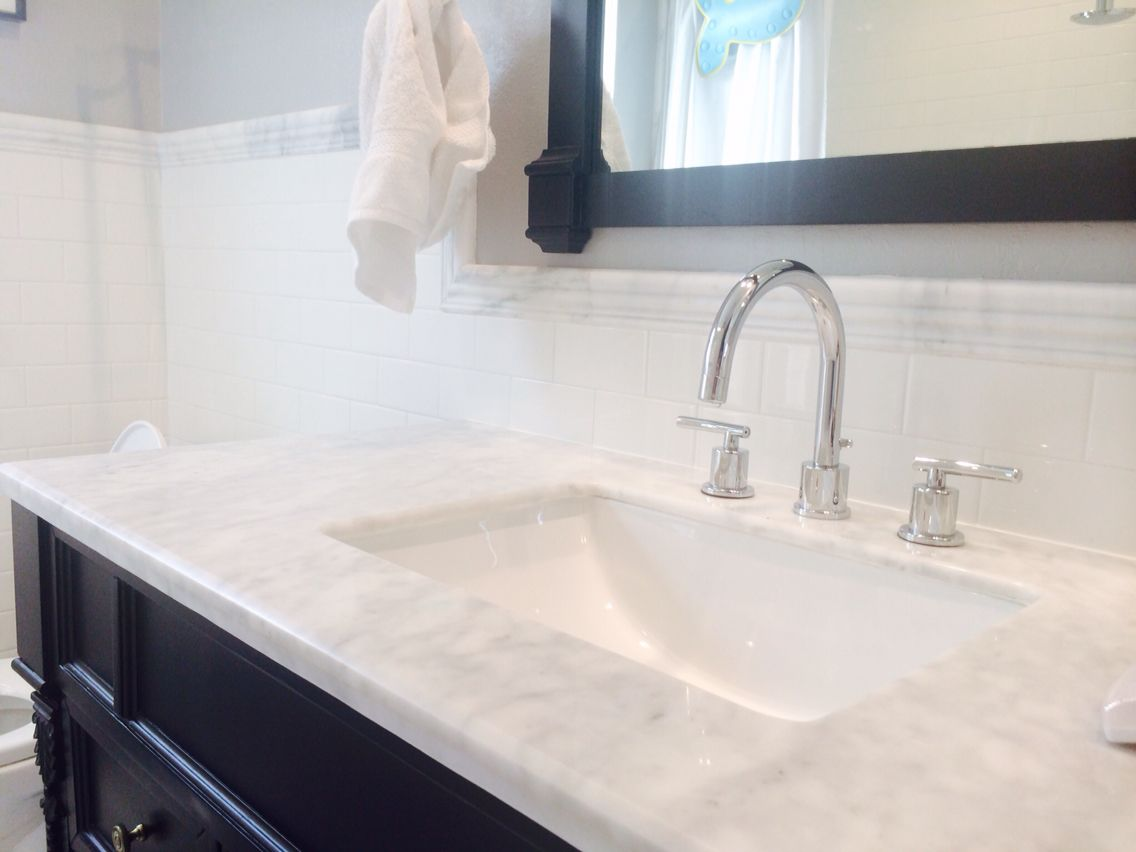 Glacier Bay Dorset Faucet From Home Depot Sink Water Closet