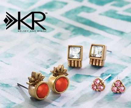 High Style, Low Price. Get all 3 Brass & Swarovski Crystal Chic Studs for $39. http://dld.bz/d8eDg @MDSterlingChic