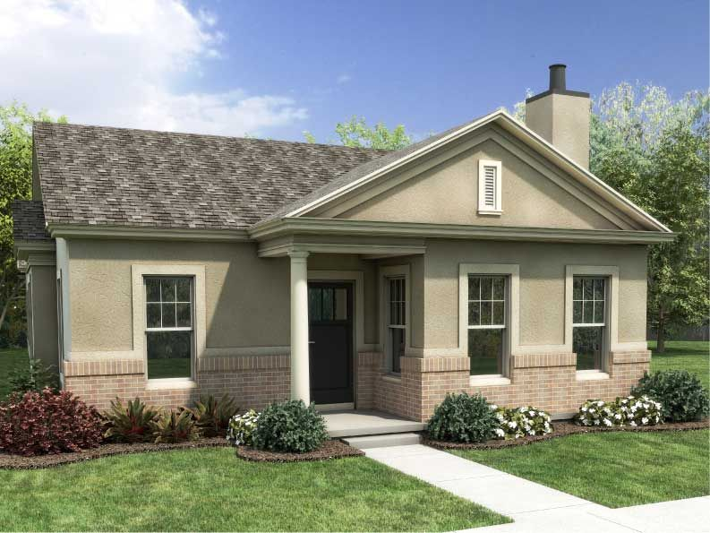 colonial home landscaping | Recent Photos Colonial House ...
