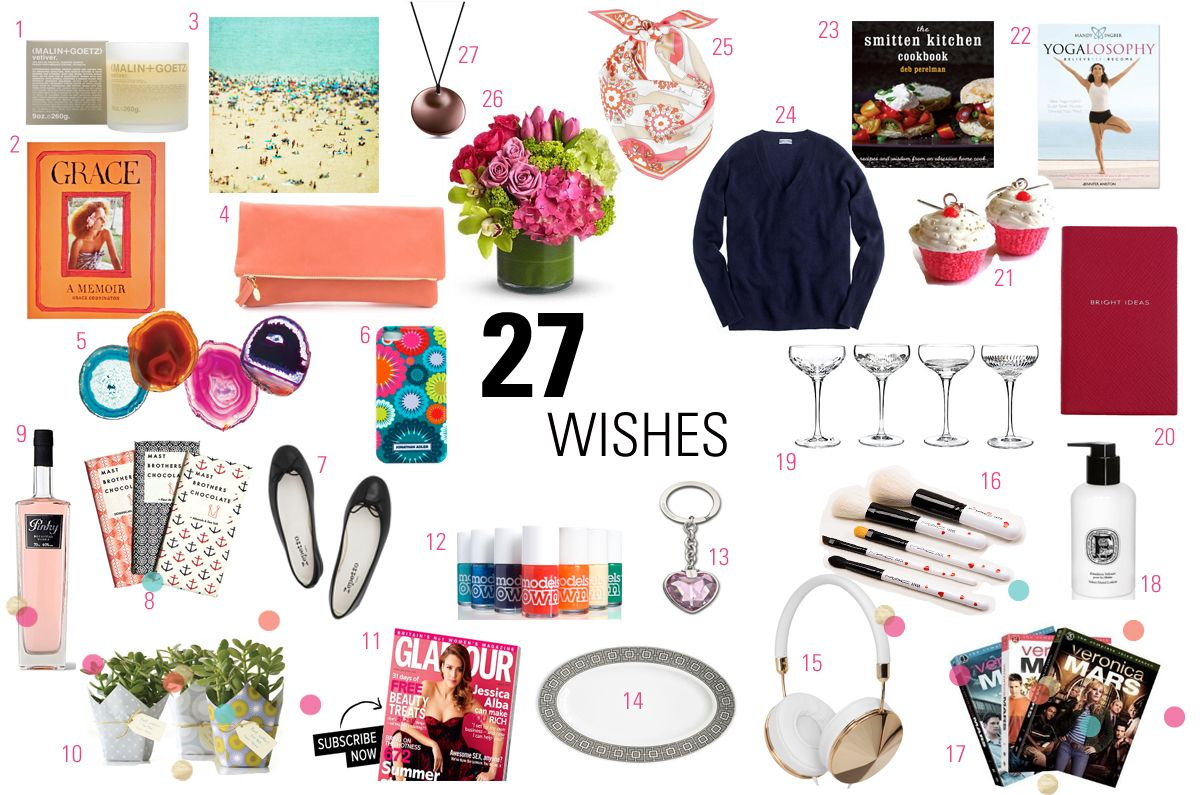 27 Birthday Gift Guide For Your Girlfriend Bestfriend Or The Girl In Life Clumsychic