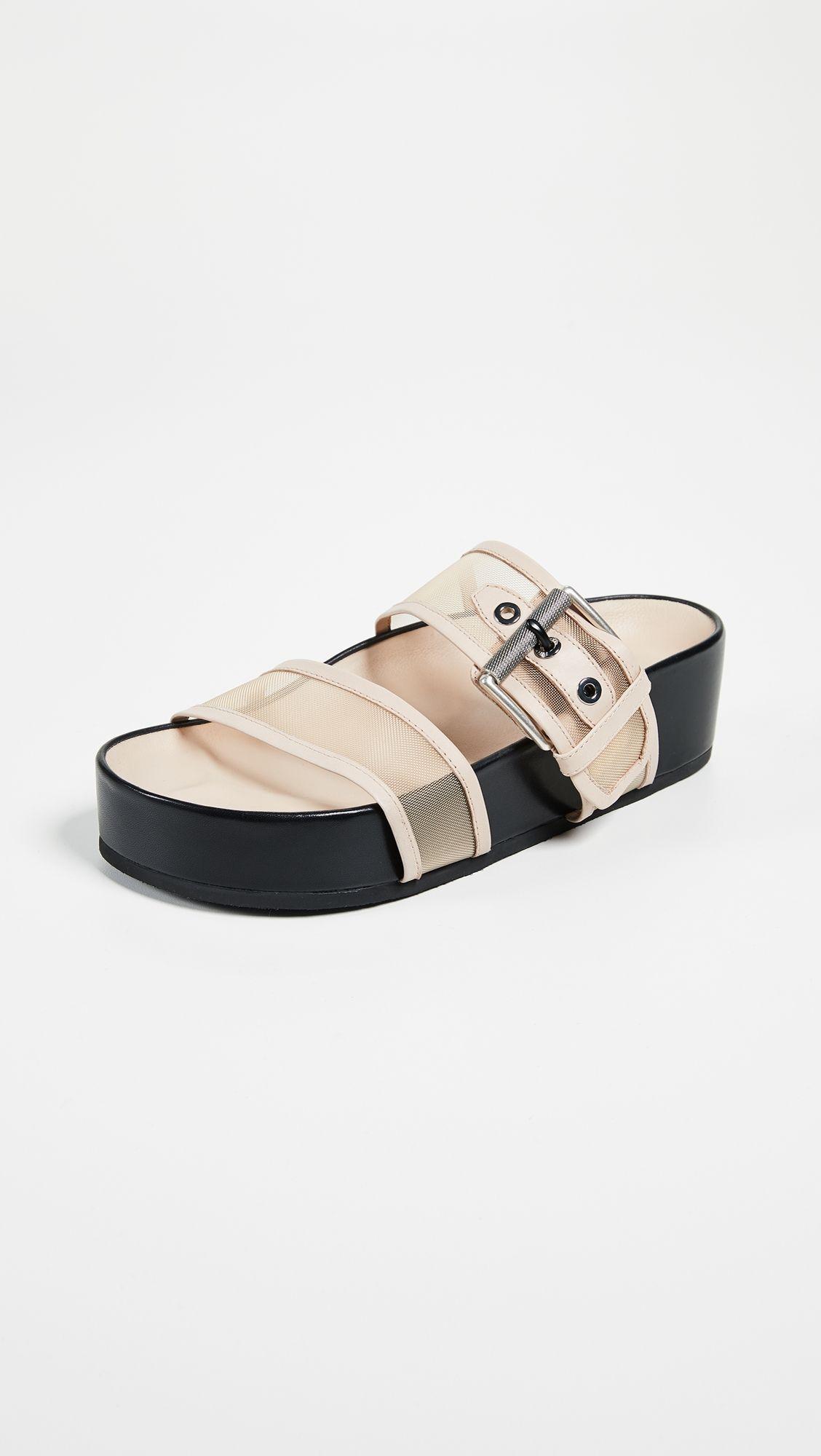 3595d33b157 Evin Platform Slides   Products   Rag, bone, Sandals, Slide sandals