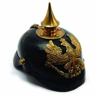 Military helmet of Germany in the Second Reich. « | History ...