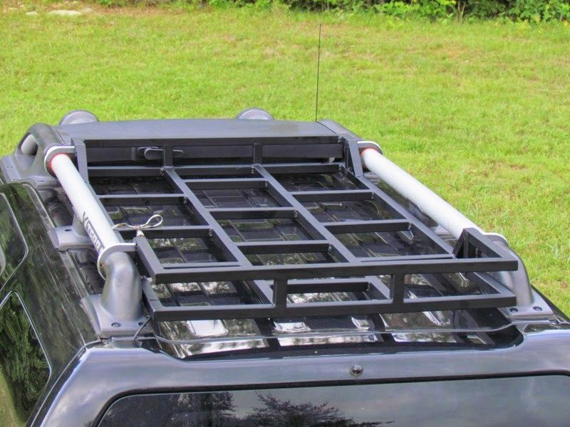 Airmapper S Insert Roof Rack Build Second Generation Nissan Xterra Forums 2005 Nissan Xterra Roof Rack Nissan