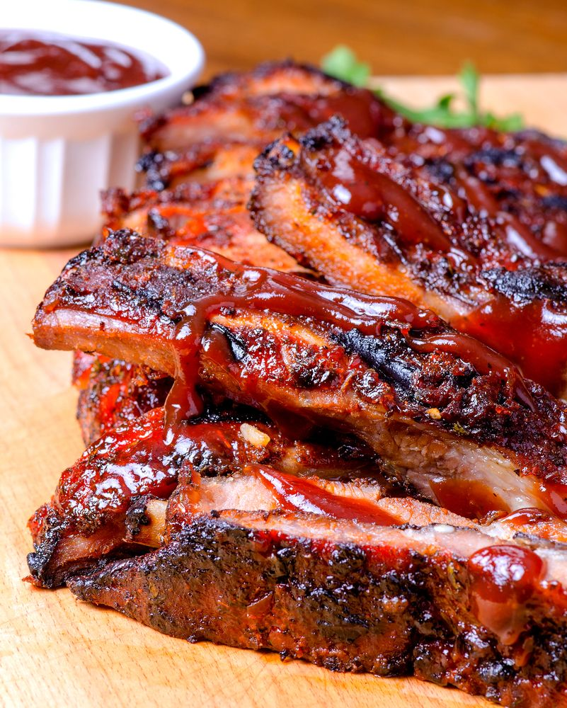 M s de 25 ideas incre bles sobre costillas en bbq en for Barbacoa bbq