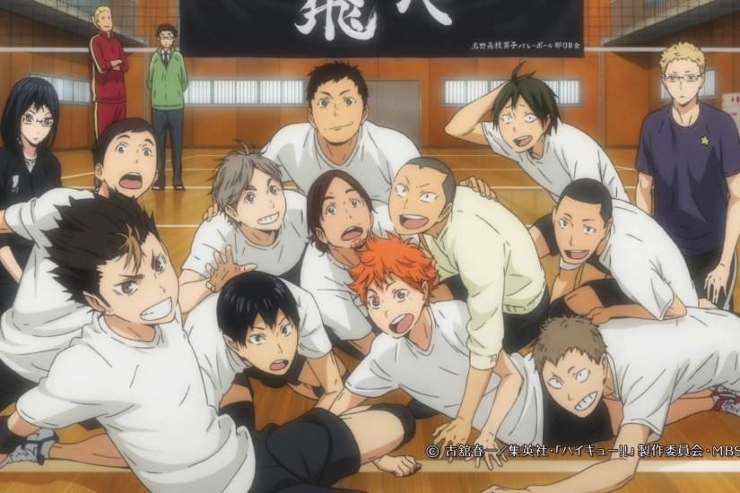 Haikyuu Wallpaper Download Free Cool High Resolution Wallpapers For Desktop Mobile Laptop In Any Resolution In 2020 Haikyuu Haikyuu Characters Haikyuu Wallpaper