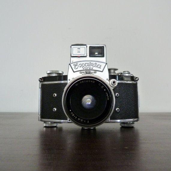 Vintage Exacta Varex VX Ihagee Dresden Camera by TheOpenSesame