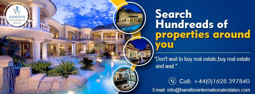 Hamilton International Estates, The best real state