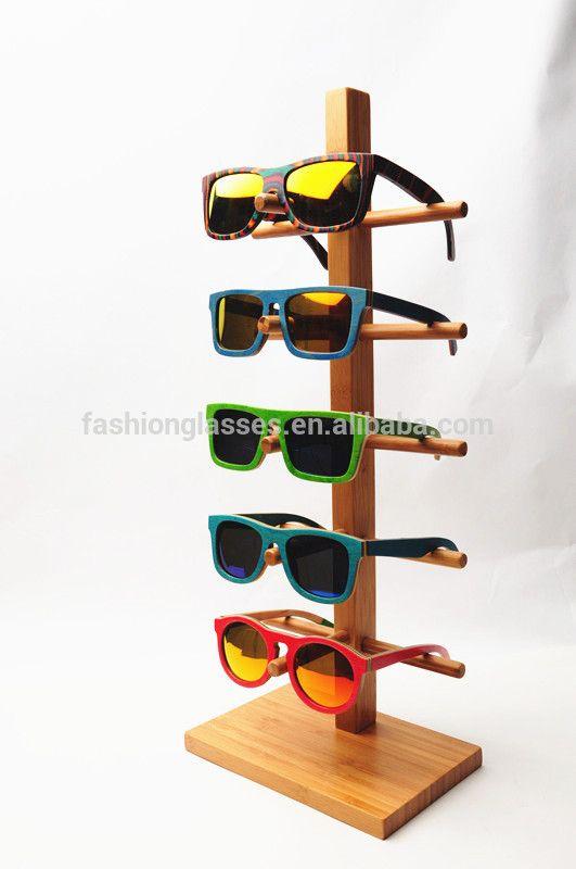 c47d18d278 exhibidor de gafas de madera - Buscar con Google | TRABAJO Y NEGOCIO ...