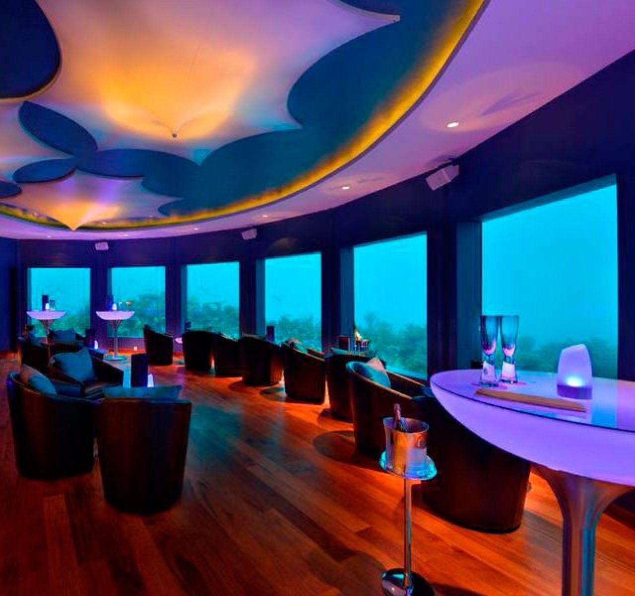 Subsix Underwater Club Niyama Maldives Dubai