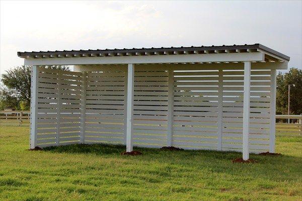 Diy Horse Shelter Ideas7 Jpg 600 400 Pixels Horse Shelter Sheep Shelter Horse Shed