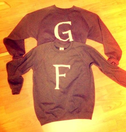 Fred and George Jumpers!