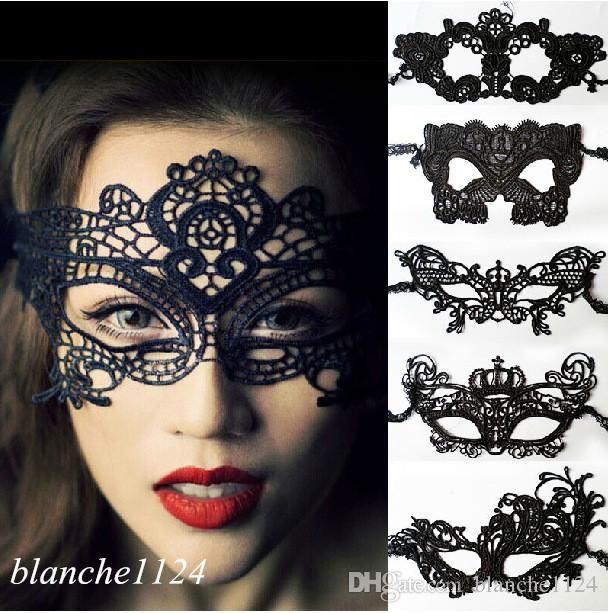 Cosplay Party Half Face Venetian Style Masquerade Mask