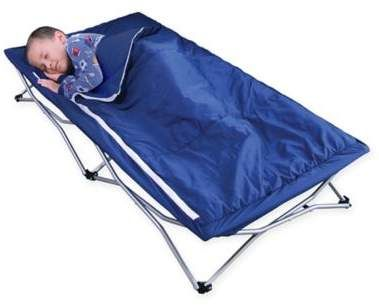 Regalo Cot Portable Foldable Toddler Kids Bed//Camping//Outdoor//Travel Stretcher