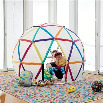 Geodome Playhouse | The Land of Nod