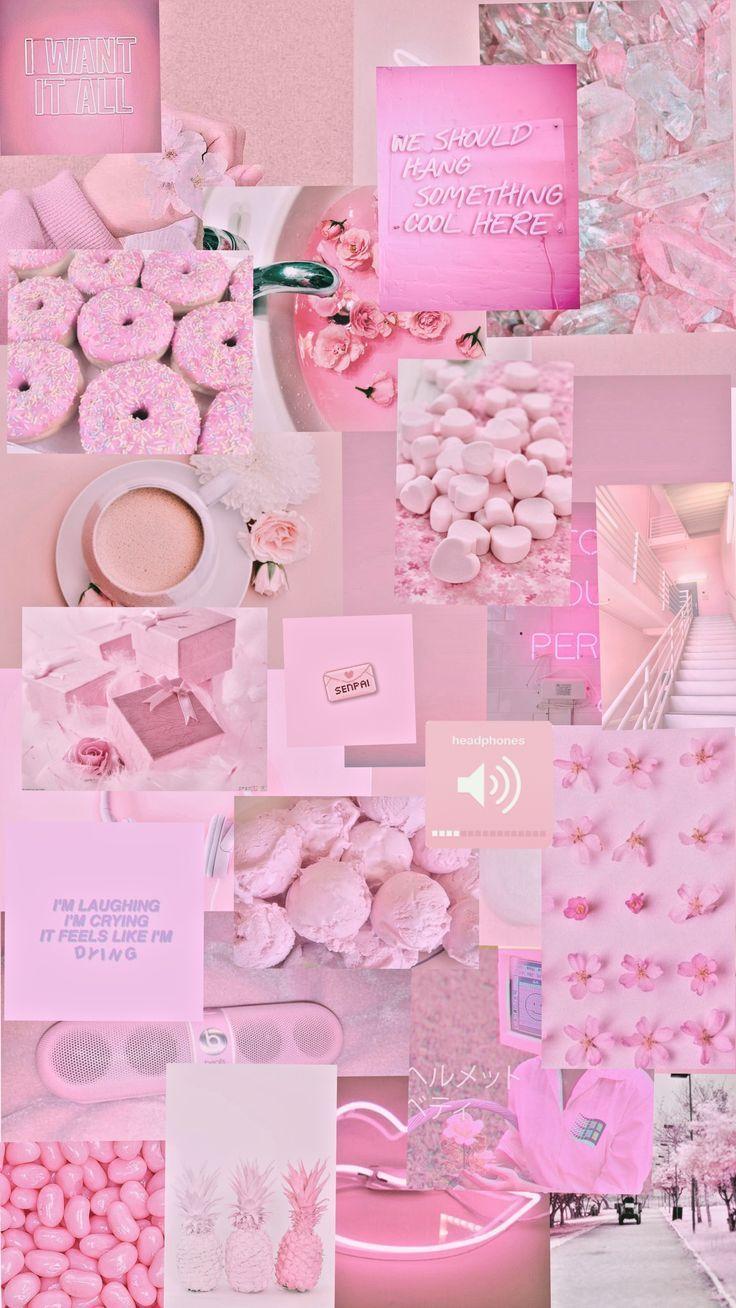 Pin By Sofieeeeeeee On Pink In 2020 Aesthetic Pastel Wallpaper Pink Wallpaper Iphone Pastel Pink Aesthetic