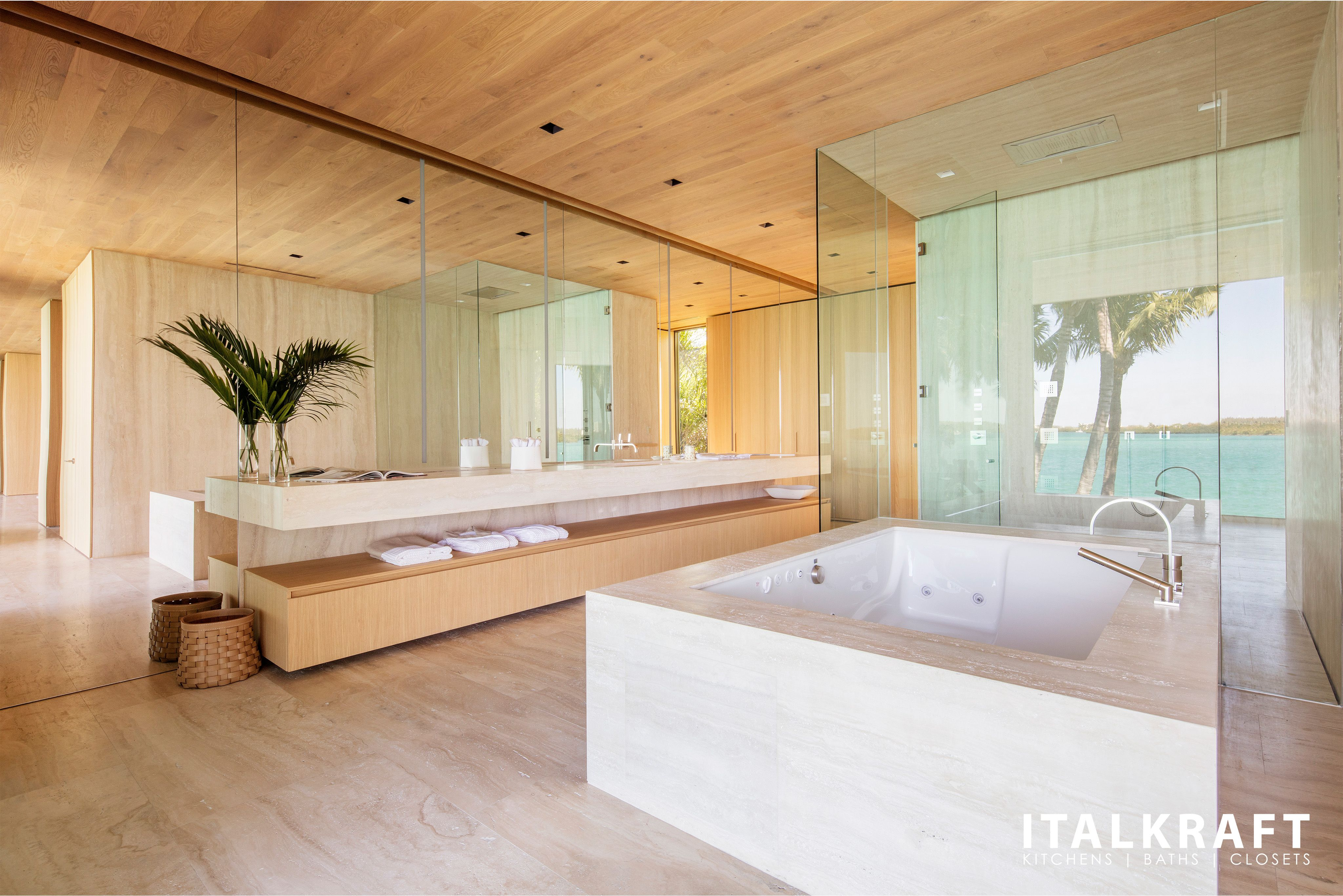Stupendous Custom Luxury Bathroom Design By Italkraft Luxury Design Download Free Architecture Designs Sospemadebymaigaardcom