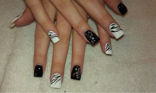 Sassy And Pretty Nail Designs You Must Have Classy Nails White