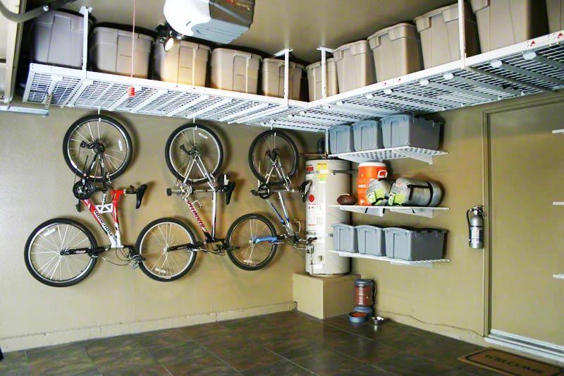 Alisha Overhead Garage Storage Garage Ceiling Storage Diy